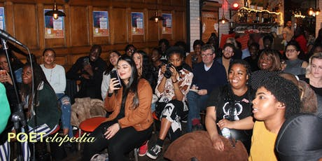 The Poets Dictionary by POETclopedia tickets
