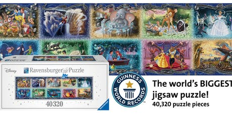 Imperial College London Present a Jigsaw Puzzle and Pizza Evening tickets