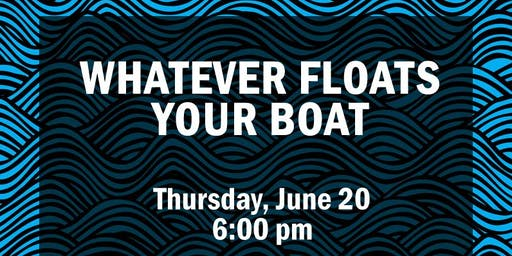 "ASID / NKBA Summer Celebration ""Whatever Floats Your Boat"" at Caesar Ceramics"