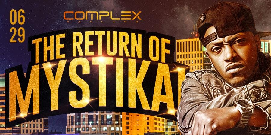 The Return of MYSTIKAL ( LIVE IN CONCERT)