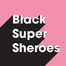 Black Super Sheroes logo