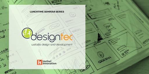 Lunchtime Seminar - SEO & Website Design - Designtec