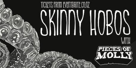 Skinny Hobos // Pieces of Molly - Wellington tickets