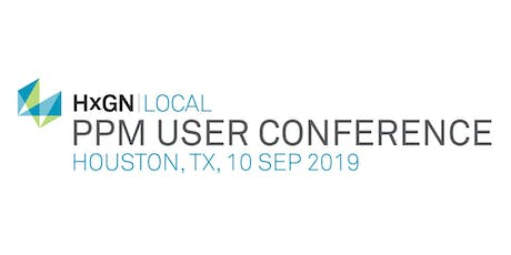 HxGN LOCAL PPM User Conference Houston 2019 tickets