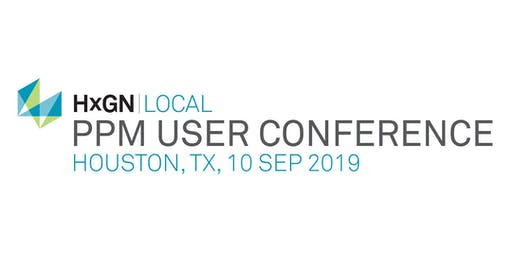HxGN LOCAL PPM User Conference Houston 2019