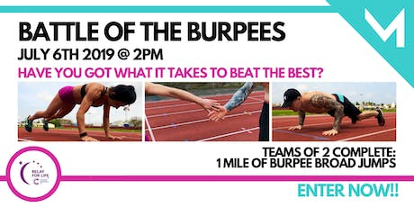 Battle of the Burpees tickets