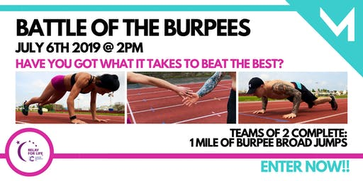 Battle of the Burpees