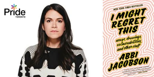 Pride Toronto Presents: Abbi Jacobson in Conversation with Rachel Giese