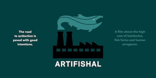 Artifishal Screening Cafe #9
