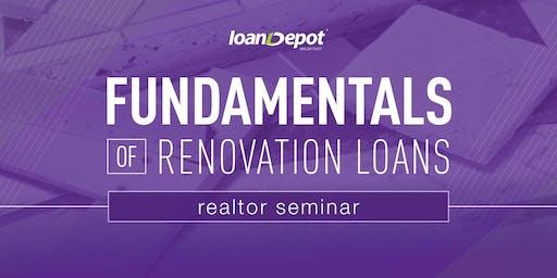 LBAR Meeting - Fundamentals of Renovation Loans