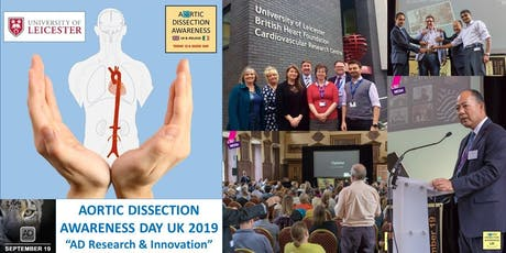 Aortic Dissection Awareness Day UK 2019 tickets