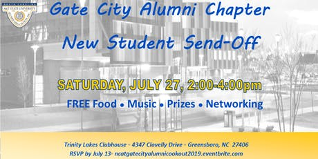 Gate City Aggie Student Send Off  tickets