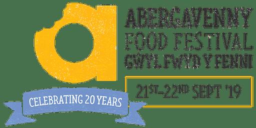 Abergavenny Food Festival - Fringe Programme