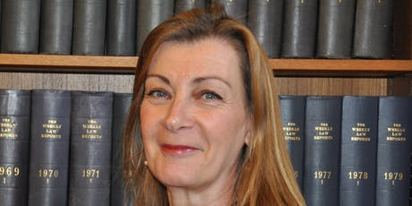 Lady Justice Macur: Reflections from the First Female Senior Presiding Judge tickets