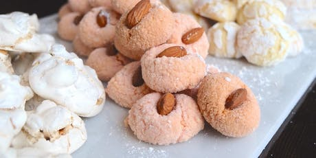 Italian Wedding Cookie Baking Class at Cucinato Studio   tickets
