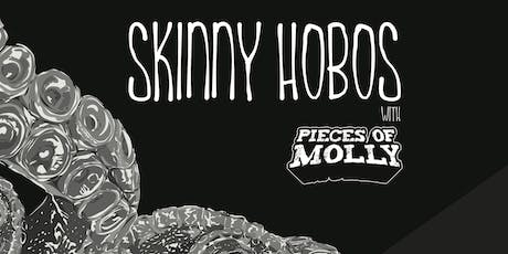 Skinny Hobos // Pieces of Molly - Auckland tickets