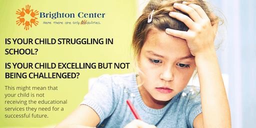 Special Education 101 (2-part series) - November 7 and November 14 at Any Baby Can