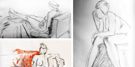 Life drawing class & talk for women