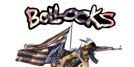 BOLLOCKS is NOT Throwing an Independence Day Party