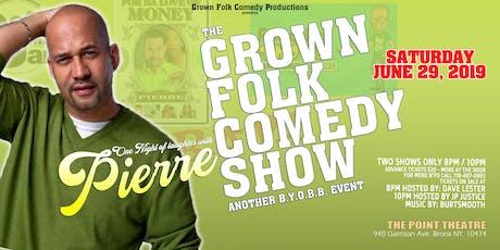 The Grown Folk Comedy Show (JUNE) tickets