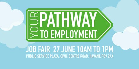 Your Pathway to Employment  - Job Fair tickets