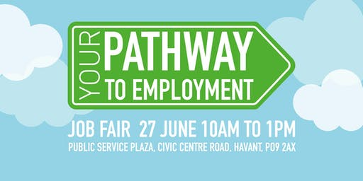 Your Pathway to Employment  - Job Fair