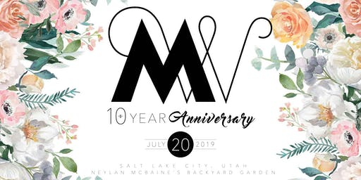 MWP 10th Anniversary: An Evening of Stories