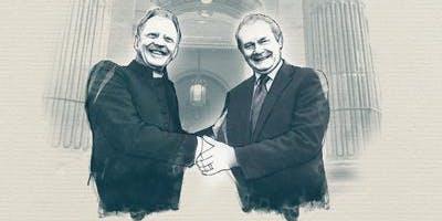A Leap of Faith - UK Book Launch