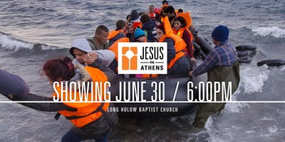 Jesus in Athens at Long Hollow