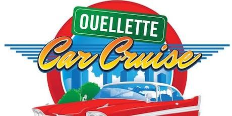 Oellette Car Cruise tickets