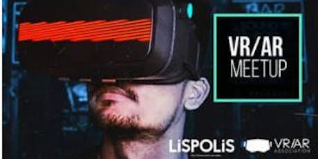 4º VR/AR Meetup tickets