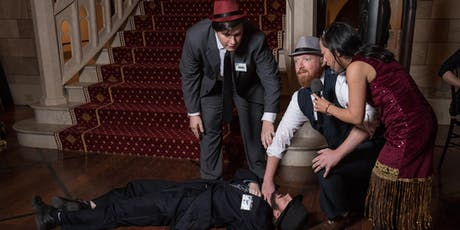 Murder Mystery Dinner Theater in New Orleans tickets