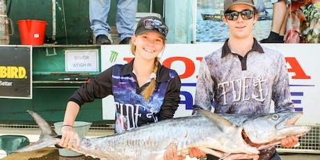 BOWEN FAMILY FISHING CLASSIC & WET WEEKEND tickets