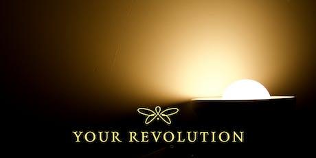 Your Revolution - Ga next level & maak écht impact tickets