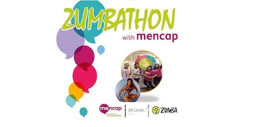 Zumbathon with Mencap
