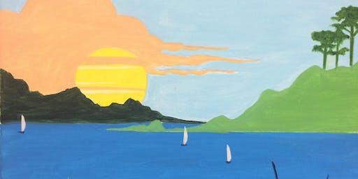 Paint Art Deco! Cheadle, Thursday 1 August
