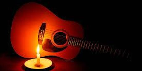 Acoustic Guitar Candlelight Yoga with A.K. Edwards and James Cannin tickets