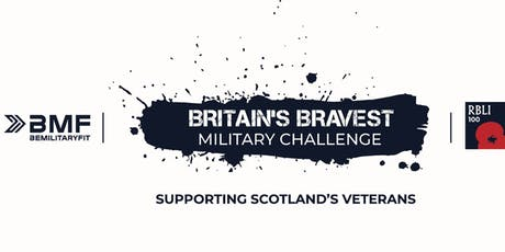 Britain's Bravest Military Challenge 2019 - Edinburgh Inverleith Park tickets