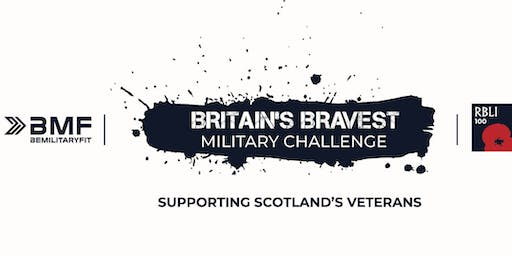 Britain's Bravest Military Challenge 2019 - Glasgow Rouken Glen