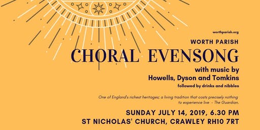 Choral Evensong