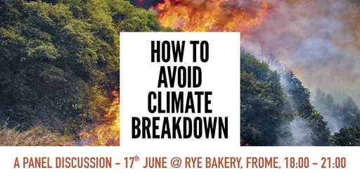 How to Avoid Climate Breakdown (Frome)