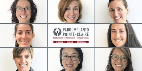 Conseils en parodontie et implantologie pour les hygiénistes dentaires tickets