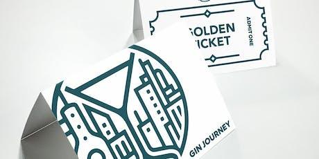 Gin Journey Gift Vouchers tickets