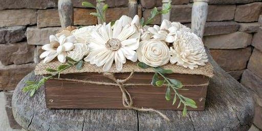 Wooden Flower Class