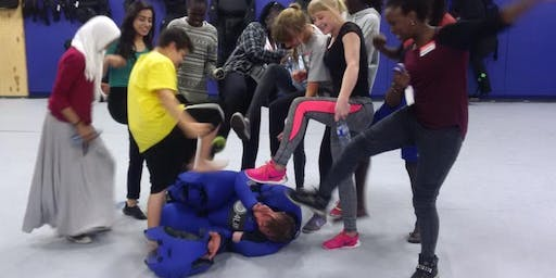 Safe4Life Self Defense Class for TEENS (12-17years)