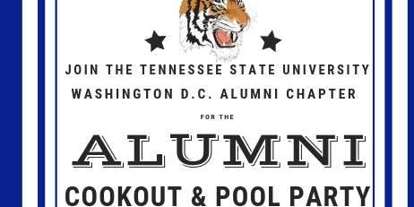 TSU Alumni Cookout & Pool Party