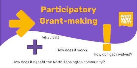 Participatory Grant-making Workshop tickets