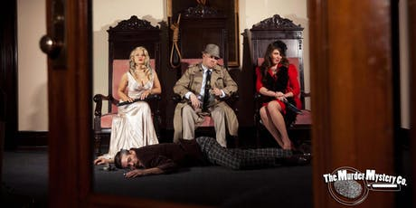 Murder Mystery Dinner Theater in Grand Rapids tickets