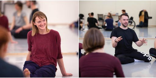 Dance & Education Skills Exchange With Jo Rhodes & Tom Hobden