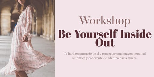 Workshop Be Yourself Inside Out